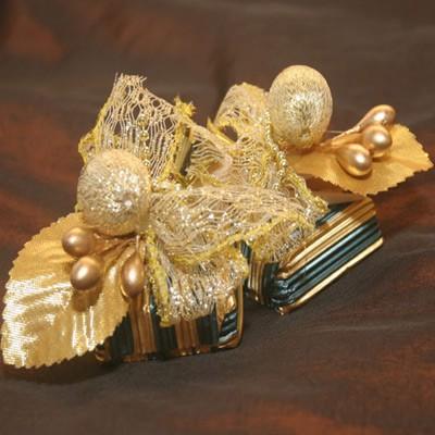 Декоративная конфета «Праздничный папион»