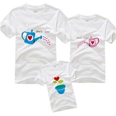 Семейные футболки Расту в любви