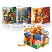 Новогодний набор конфет Роман с имбирем