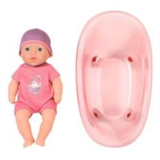 Кукла My First Baby Annabell Пупс с ванночкой