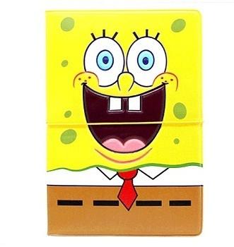 Обложка для паспорта Губка Боб