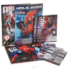 Набор школьных принадлежностей Spider-man