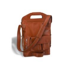 Универсальная кожаная сумка Brialdi Flint