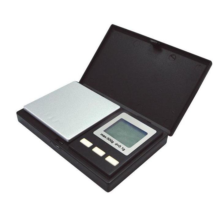 Карманные электронные весы CR-5501