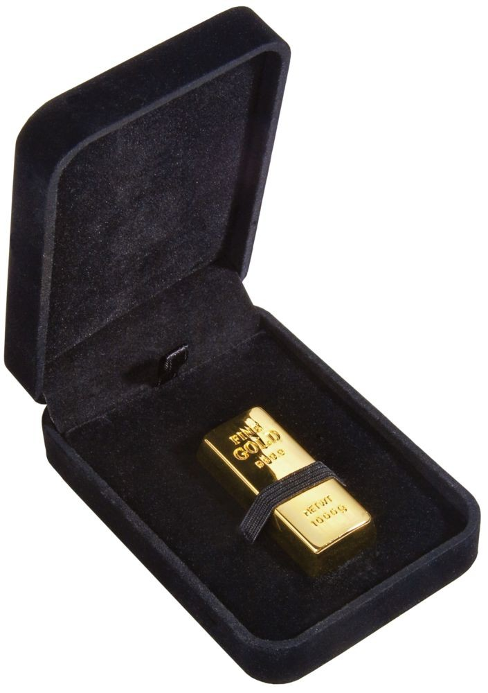 Фальшивые слитки золота в банке Англии и в Форт Нокс