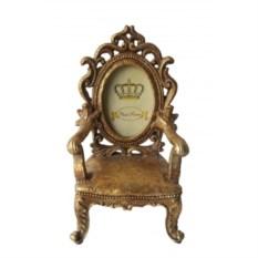 Фоторамка Кресло для фотографии размером 5 x 8 см