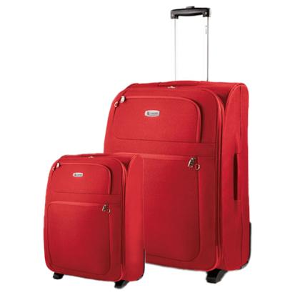 Расширяемые чемоданы Carlton