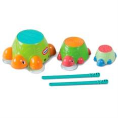 Игрушка для малышей Черепашки-барабаны Little Tikes