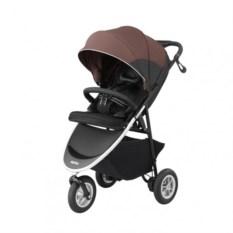 Детская коляска Aprica Smooove (цвет: коричневый)