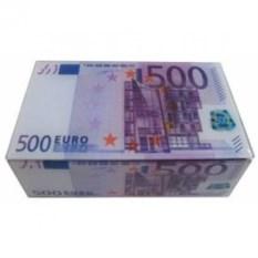 Шкатулка для денег 500 евро