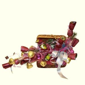Букет конфет «Хамелеон»