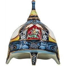 Штоф «Шлем русского богатыря»