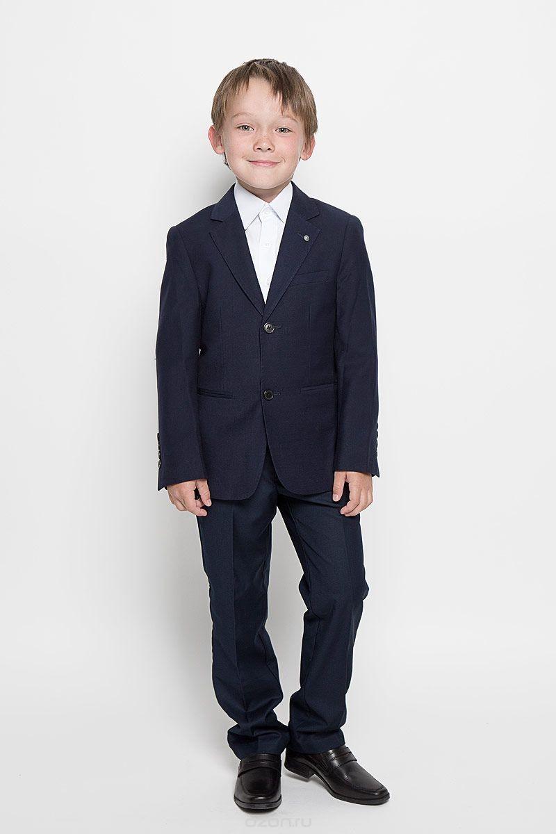 Стильный пиджак для мальчика Nota Bene