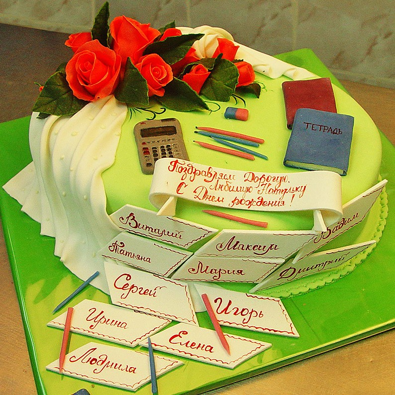 Торт №6