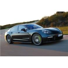 Поездка на Porsche Panamera Turbo по ТТК в течении часа