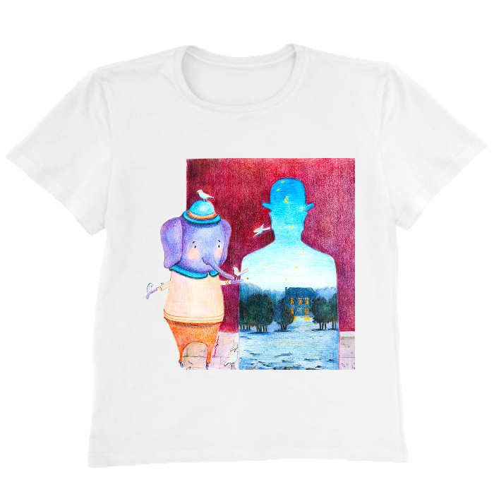 Детская футболка MISTER ELEPHANT