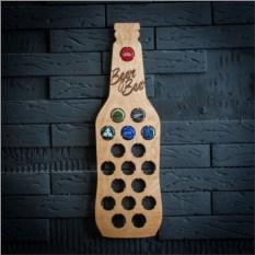Подарочная копилка для пивных крышек Bottle
