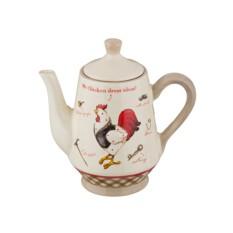 Чайник Стильный петух