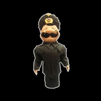 Кукла-бар «Милиционер»