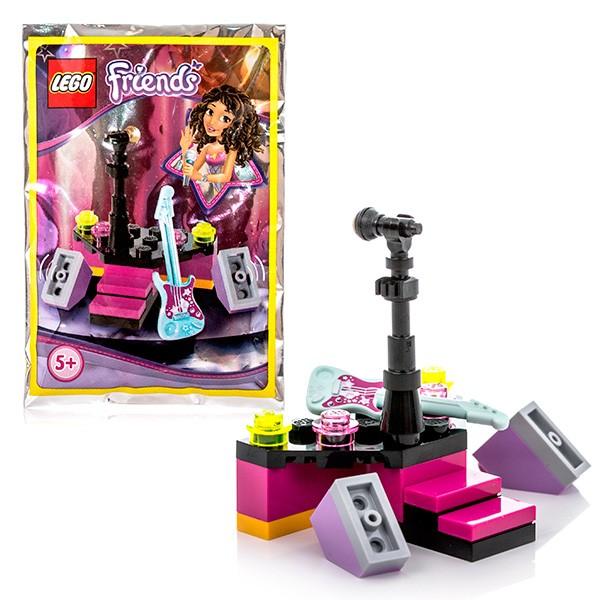 Конструктор Lego Friends Поп-звезда: караоке