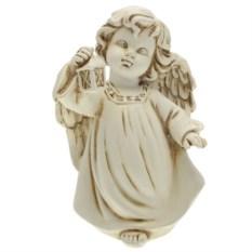 Декоративная фигура Античный ангел с фонариком