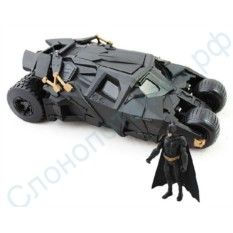 Игрушка Бэтмен и Бэтмобиль