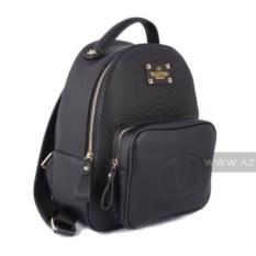 Женский рюкзак Valentino (цвет: черный)