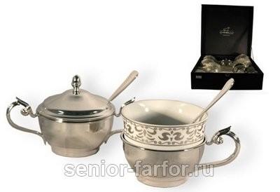 Чайный сервиз Gamma на 6 персон (14 предметов)