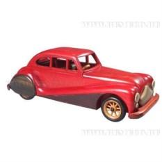 Фигурка декоративная Красный автомобиль