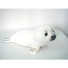 Мягкая игрушка Hansa Гренландский тюлен, 50 см