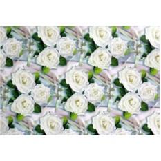 Подарочная бумага с розами
