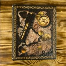 Альбом для монет Пиратские сокровища