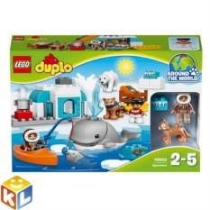 Конструктор Lego Duplo Вокруг света: Арктика