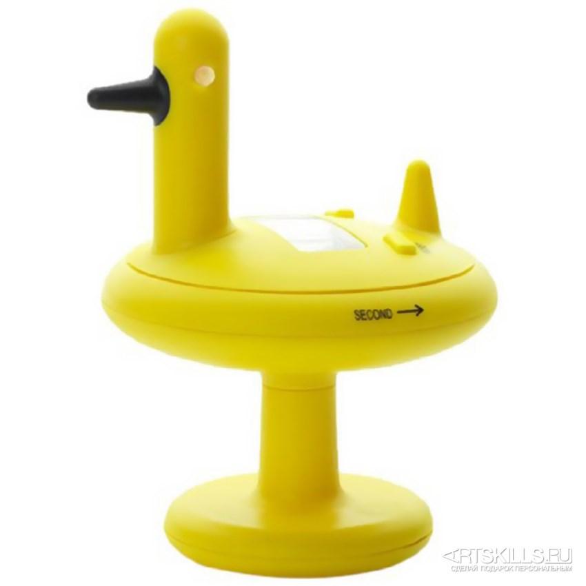 Желтый кухонный таймер Duck