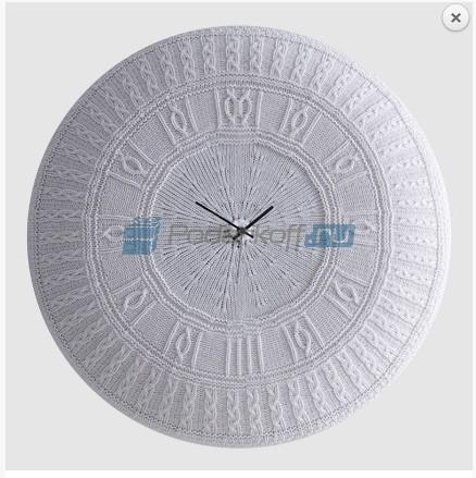 Настенные часы «Подушка»