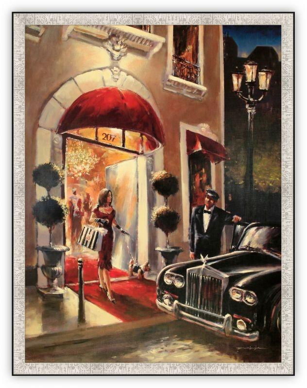 Постер Чувство стиля (Брент Хейгтон)