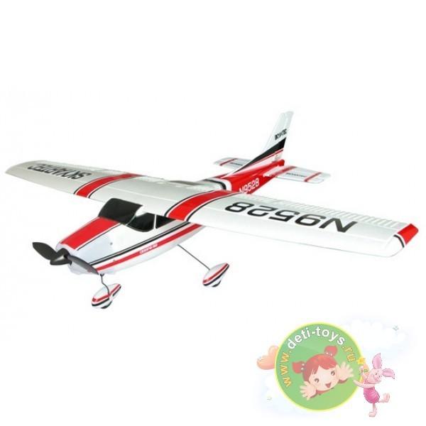 Радиоуправляемая модель самолета Cessna 182