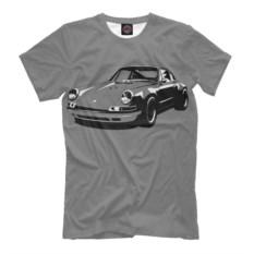 Мужская футболка Porshe