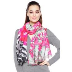 Женский шарф с бахромой Mario Spado
