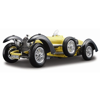 РУ-машина Bugatti