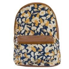 Рюкзак Цветочный принт