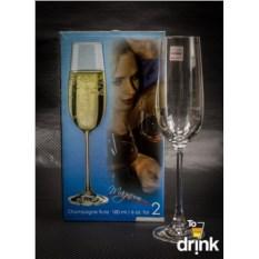 Набор бокалов для шампанского Magnum