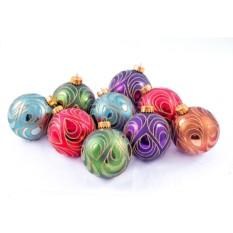 Набор шаров для ёлки