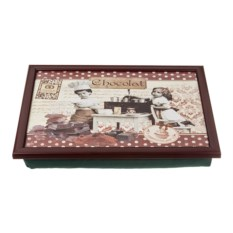 Поднос на подушке Chocolat