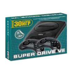 Игровая приставка Sega Mega Drive 7 + 30 игр