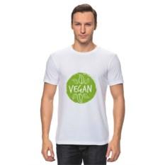 Футболка Vegan