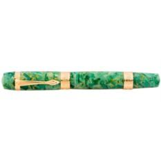 Ручка-роллер Ancora Perla Green Gold