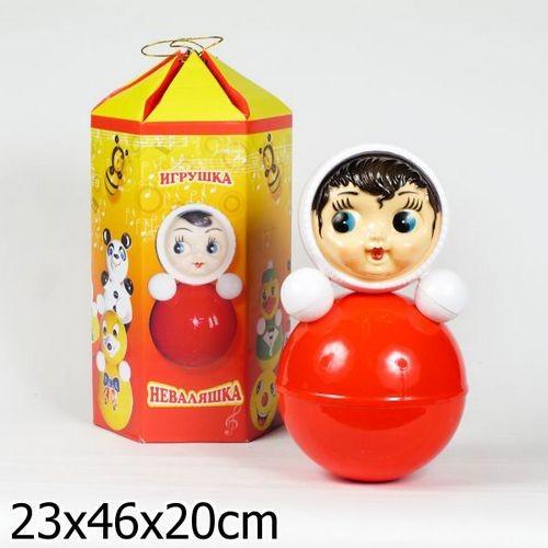 Озвученная игрушка Неваляшка