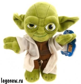 Мягкая игрушка Звездные Войны Йода