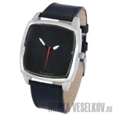 Часы Mitya Veselkov Строгий черный